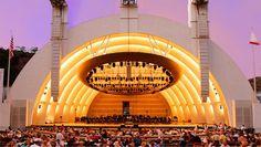 """""""Carmina Burana"""" @ Hollywood Bowl (Hollywood, CA)"""