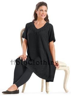 Shop Nadia Embroidered A-Line Slimming Short Sleeve Boho Tunic Top in Black Midnight: http://holyclothing.com/index.php/tops/nadia-embroidered-a-line-slimming-short-sleeve-boho-tunic-top.html. Repins are always appreciated :) #HolyClothing #fashion #Embroidered #A-Line #Slimming #Short #Sleeve #Boho #Tunic #Top