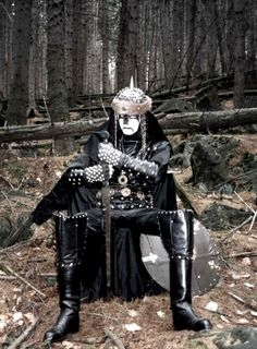 Graveland are a Polish pagan metal band which was formed in 1992 by Rob Darken. It began as a black metal band, before adopting a pagan and Viking metal style.