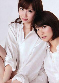 Haruna Kojima & Yuko Oshima