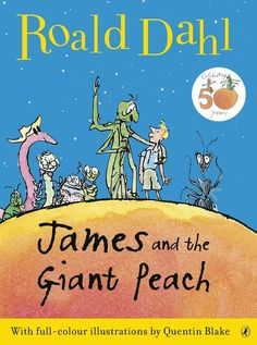 James and the Giant Peach & 20 other great chapter books