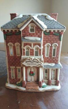 Lefton Colonial Village Real Estate Building 01006 1993