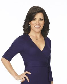 """I'm guessing the words """"quiet"""" and """"reserved"""" have never been used to describe Kit Hoover, the """"Access Hollywood Live"""". Road Rules, Access Hollywood, Being Ugly, Bodysuit, Hair, Challenges, Tops, Women, Fashion"""