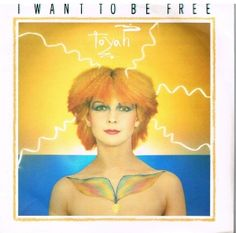 TOYAH I WANT TO BE FREE  SAFE 34