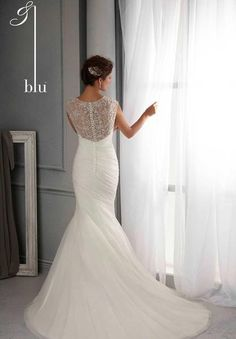 Blu by Mori Lee: 5270