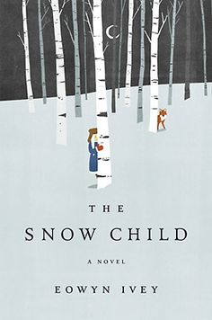 Eowyn Ivey: The Snow Child is her debut novel about a childless couple in 1920s Alaska who build a child out of snow.........and then discover a wild child named Faina on their doorstep. Based on a Russian fairytale, this magical book will mesmerize you. Take a sneak peak......