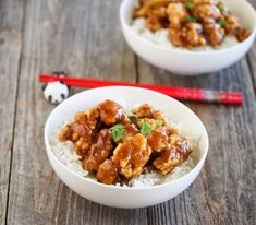 Orange Chicken | Kirbie's Cravings | A San Diego food & travel blog