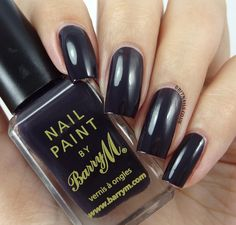 Barry M Nightshade--a review by BritNails