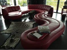 #Sofa von DE SEDE | #Leder #desede