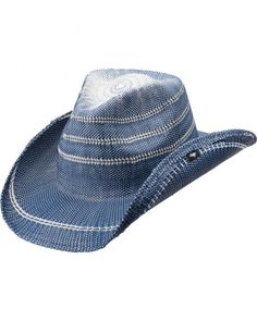 b2b65cb05a5 Peter Grimm Stadler Straw Cowboy Hat Cowboy Hats