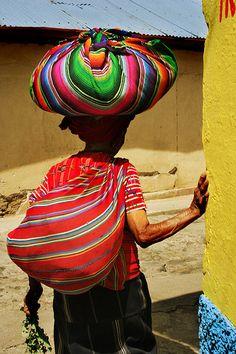 Land Of Colors Guatemala.