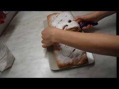 Strudel di mele - in 14' nel microonde | Apple strudel EasyRecipe - YouTube