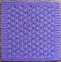 Knitting Patterns Dishcloth Knitted Dishcloth Pattern Blackberries on Little House in the Suburbs at littlehouseinthes. Knitted Washcloth Patterns, Knitted Washcloths, Dishcloth Knitting Patterns, Crochet Dishcloths, Knit Or Crochet, Knitting Stitches, Knitting Yarn, Knit Patterns, Free Knitting