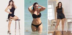 Nun ist es mathematisch erwiesen: Zu dünne Körper sind nicht das Ideal, sondern weibliche Kurven sind angesagt!