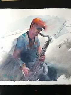 Eudes Correia: 2 тыс изображений найдено в Яндекс.Картинках Portrait Sketches, Watercolor Illustration, Projects To Try, Painting, Image, Art, Art Background, Painting Art, Kunst