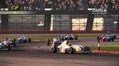 Project Cars - Silverstone GP - FGulf Basic (60FPS) | Zpeed