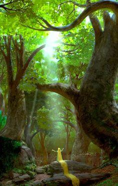 Rapunzel Concept Art - Tangled
