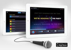 Soulo iPad Karaoke App