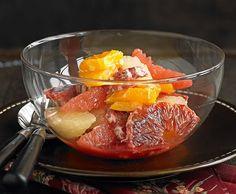 Zitrusfrüchtesalat - Rezept - Saisonküche