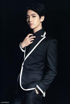 BAEKHYUN - EXO Official Goods Brochure