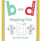 Do your students reverse the lowercase letters b and d? Use this b and d graphing activity to help students practice the correct formations of the letters b and d. There are three dice options and two different recording sheets. Graphing Activities, Alphabet Activities, Writing Activities, Teaching Reading, Learning, Guided Reading, Teaching Ideas, Kindergarten Literacy, Preschool