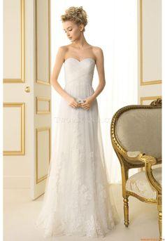 Wedding Dress Luna Novias 135 Tenor 2013
