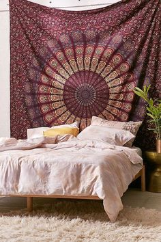 Magical Thinking Odette Medallion Tapestry  #collegedecor #promoted