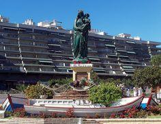 Virgen del Carmen, Fuengirola.