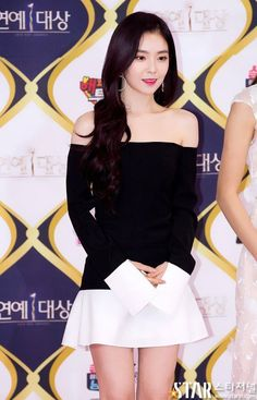 TOP 10 Sexiest Outfits Of Red Velvet Irene