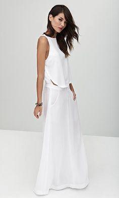 Beautifully styled whites