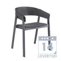 Muuto Cover Chair met zitkussen
