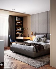 Fabulous 9 modern and stylish bedroom design ideas 3 « A Virtual Zone