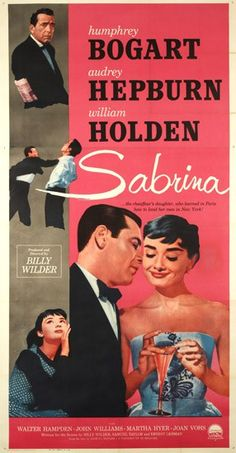 Sabrina is a 1954 American romantic comedy film directed by Billy Wilder