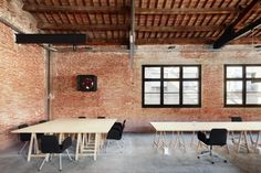 The Factory Office Design by Pepe Gascón