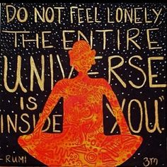 Rumi always knows what to say.