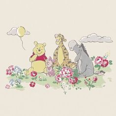 Not long now until our friends at the Hundred Acre (Cath Kidston Winnie Pooh Line with Disney sold out FAST just a couple days ago.  Very cute!)  Wood join us! Follow the link in our bio to be the first to shop.  #DisneyXCathKidston