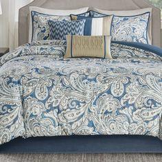 Found it at Wayfair - Arterbury 7 Piece Comforter Set