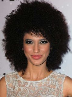 Love Andy Allo's crown of curls