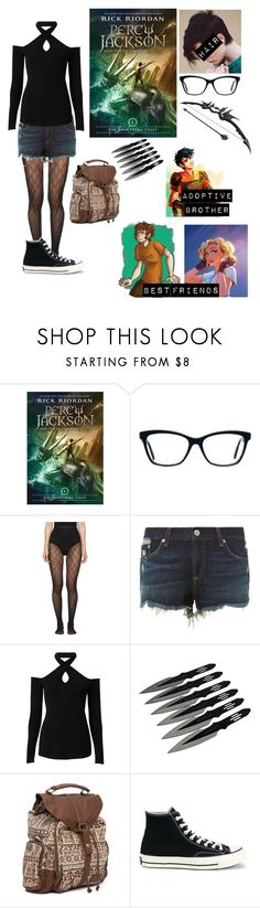 """""""+Me in Percy Jackson and the Olympians: The Lightning Thief+"""" by blissfull-darkness ❤ liked on Polyvore featuring Gucci, rag & bone, Witchery, Billabong and Converse"""