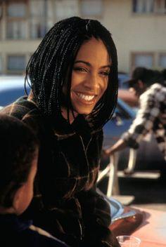 movie actress 90s braids Jada Pinkett Smith black woman Set it off ...