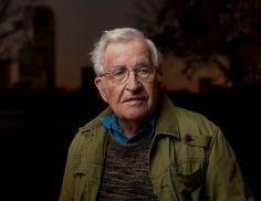 Noam Chomsky Predicts a Trump Inflicted Market Crash