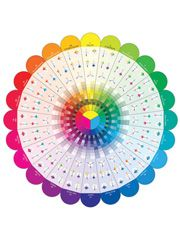 Studio Color Wheel Poster - #390712