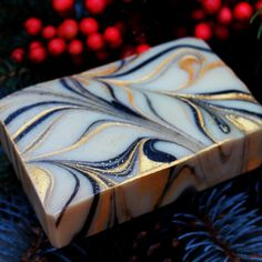Frankincense & Myrrh handcrafted fine soap - Gift of the Magi | Magellan's Gift Micro Soap Company