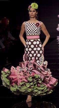 81 DressesCostume De VolantesFlamenco Mejores Y Imágenes Design v6gyY7fb