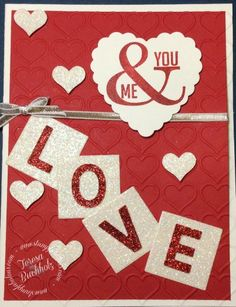Love card by Teresa Buchholz