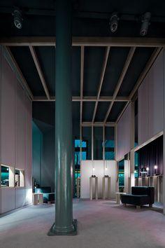 Antonino Cardillo architect - Negozio Sergio Rossi Uomo a Milano