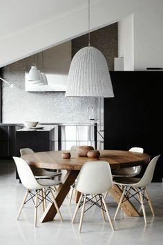 1-jolie-salle-a-manger-complete-pas-cher-avec-table-ronde-en-bois-massif-et-