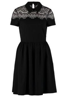 RITAKU - Sukienka koszulowa - noir