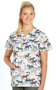 Animal Print Scrubs Veterinary Apparel Company | Veterinary Apparel