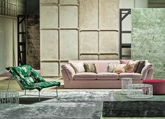 Volant Moroso  Moroso - Collection Setting the Elegance - Rubelli - Kvadrat - Raf Simons